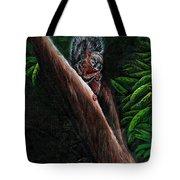 Union Squirrel Tote Bag