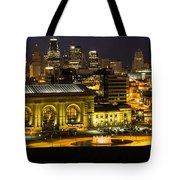 Union Station Kansas City Tote Bag