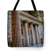 Union Station Chicago Tote Bag