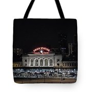 Union Station Denver Colorado 2 Tote Bag