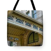 Union Station Hotel Tote Bag