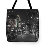 Union Station In The Winter Tote Bag