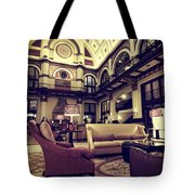 Union Station Lobby Tote Bag