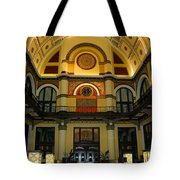 Union Station Lobby-large Size Tote Bag