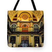 Union Station Lobby Larger Size Tote Bag