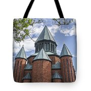 Union Towers Tote Bag