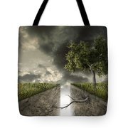 Unions And Divisions Tote Bag