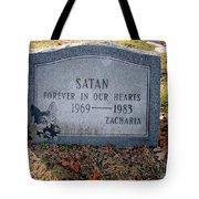 Unique Epitaph Tote Bag