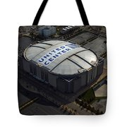 United Center Chicago Sports 09 Tote Bag