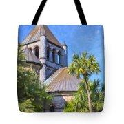 United Church Of Christ Tote Bag