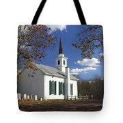 United Methodist Church Waterloo Village Tote Bag