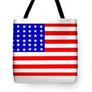 United States 30 Stars Flag Tote Bag