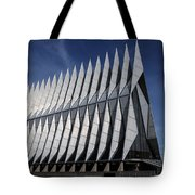 United States Air Force Academy Cadet Chapel Tote Bag
