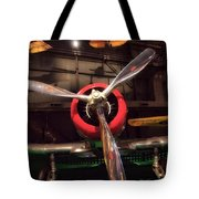 United States Airplane Museum Tote Bag