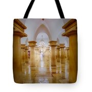 United States Capitol Crypt Tote Bag