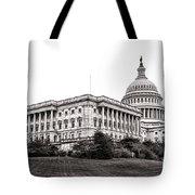 United States Capitol Senate Wing Tote Bag