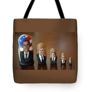 United States Presidents Tote Bag