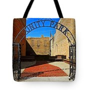 Unity In America Today Tote Bag