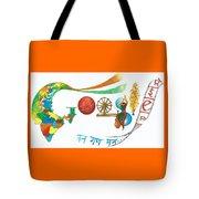 Unity In Diversity Tote Bag