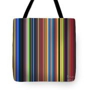 Unity Of Colour Tote Bag