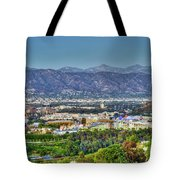 Universal City Warner Bros. Studios Clear Clear Day Tote Bag