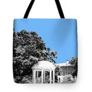 University North Carolina Chapel Hill - Light Blue Tote Bag