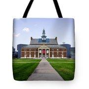 University Of Cincinnati Tangeman University Center  Tote Bag
