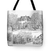 University Of Pennsylvania Tote Bag