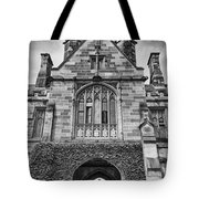 University Of Sydney-black And White V4 Tote Bag