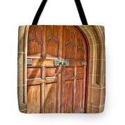 University Of Sydney Doors Tote Bag