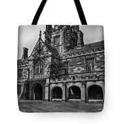 University Of Sydney Quadrangle  V5 Tote Bag