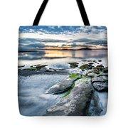 Unknown Beach Tote Bag