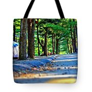 Unknown Destination Tote Bag
