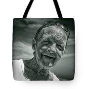 Unknown Duotone Tote Bag