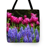 Unknown Flowers Tote Bag