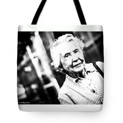 Unknown Grandma Tote Bag