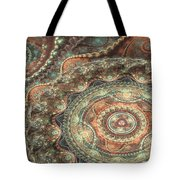 Unknown Space Tote Bag
