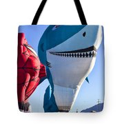 Unlikely Friends Tote Bag