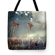 Unloved Flowers Tote Bag