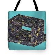 Unreal Object Tote Bag