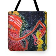 Unsatiated - Cropped Tote Bag