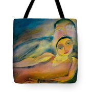 Unseen Support Tote Bag