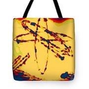 Unstable Atoms Tote Bag