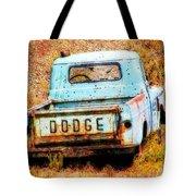 Unsuccessful Dodge Tote Bag