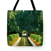 Untermyer Gardens And Park Tote Bag