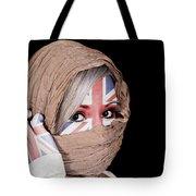 Untied Kingdom Tote Bag