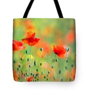 Untited Colours Of Summer  Tote Bag