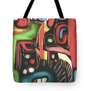 Untitled 408 Tote Bag