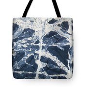 Untitled Clay On Rubber Tote Bag