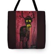 Untitled Demon Tote Bag